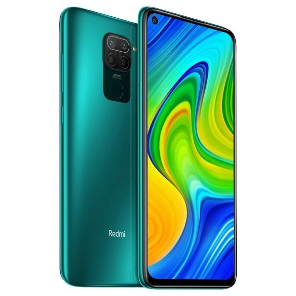 Redmi Note 9 3/64GB Verde Bosque Versión Global Libre